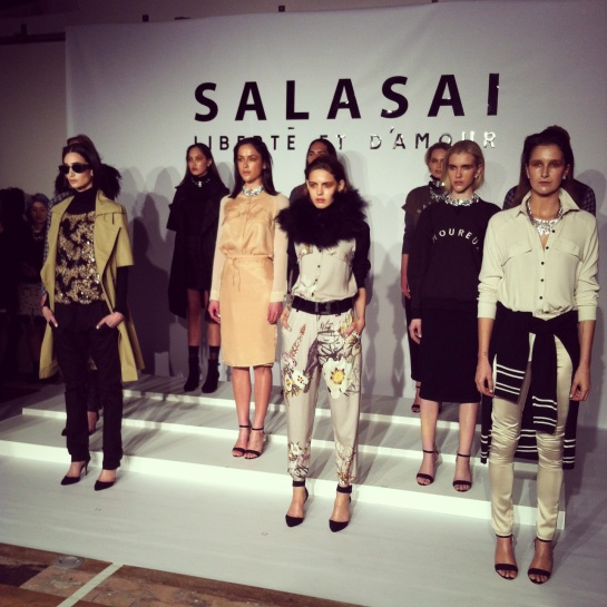 salasai new zealand fashion week