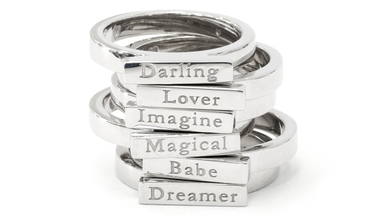 Darling Ring Stack  RRP $89.00 each