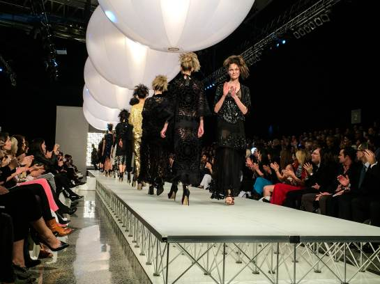 Mercedes-Benz Presents Trelise Cooper at New Zealand Fashion Week 2