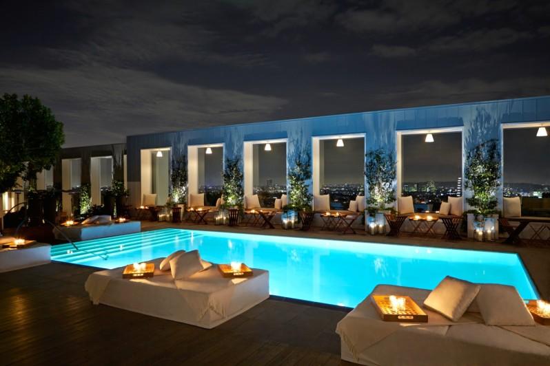 Mondrian SkyBar, L.A.