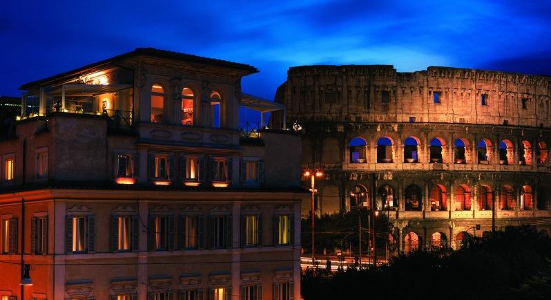 Palazzo Manfredi, Rome